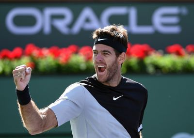 Juan Martin del Potro lifts Indian Wells Title for the first time