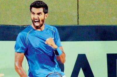 Prajnesh Gunneswaran Jumps to career-best 84th position
