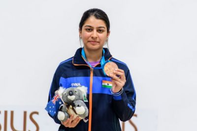 ISSF Junior World Cup: 17-Year-old, Sekhon wins the bronze medal