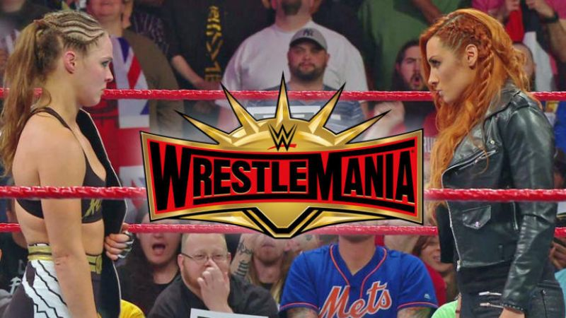 WWE announced second annual Women's Battle at WestleMania35