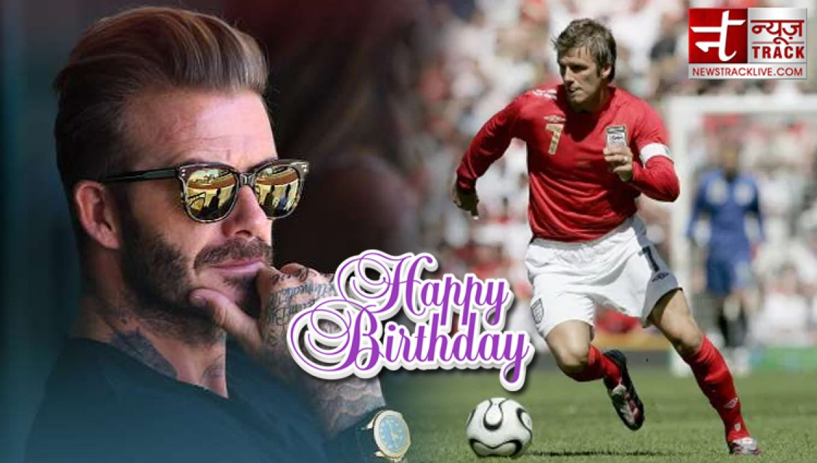 Birthday Special: Facts about David Beckham