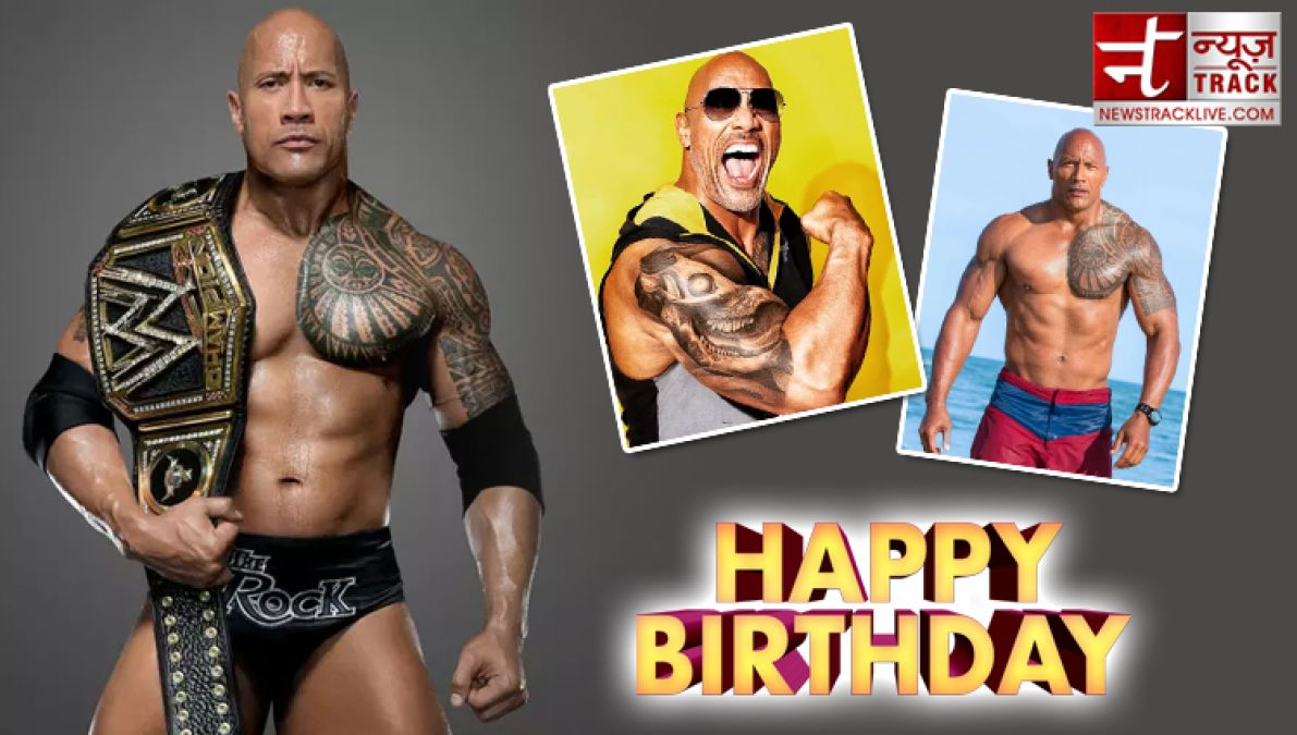Birthday Special: Do you know these things about 'The Rock'?