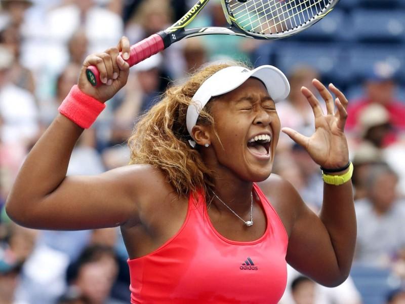 टेनिस खिलाड़ी नाओमी ओसाका ने मैड्रिड ओपन में जीता मैच