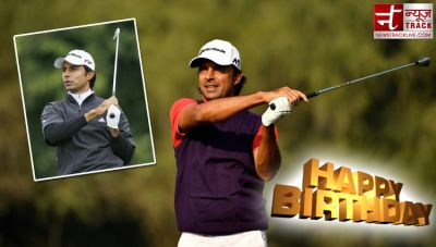 Birthday Special: This Golf player is Ex-husband of actress Chitrangada Singh, now he is living life of oblivion