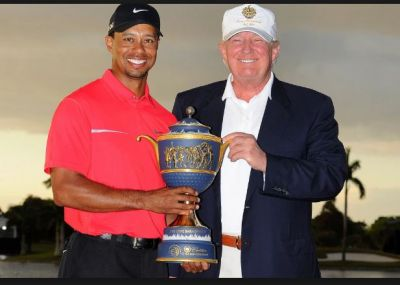 Tiger Wood is to receive the US highest civilian honour from President Donald Trump