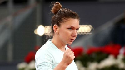 Simona Halep makes it to Madrid Opens finals