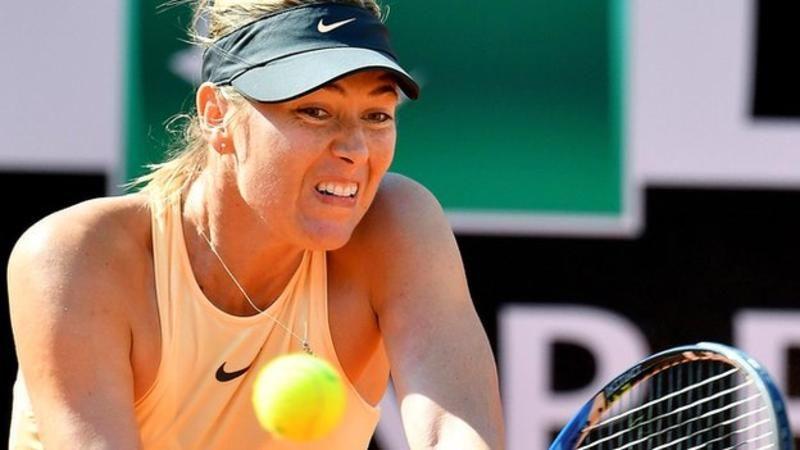 Italian Open 2018: Maria Sharapova to contest Simon Halep in semi-finals