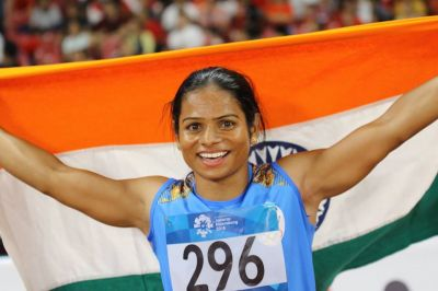 Sprinter Dutee Chand confirms herself to be bisexual