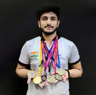 Atul Raghav Emerges As The Top UP Taekwondo Athlete, Misses the Asian Qualifications