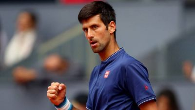French Open 2018: Novak Djokovic defeats Jaume Munar to reach in third round