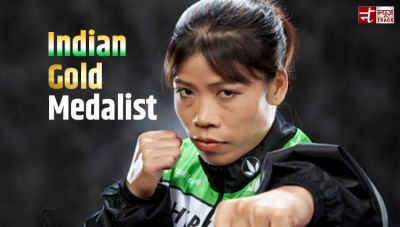 Mary Kom's make India proud again, as she strikes Gold in Asian Championship.