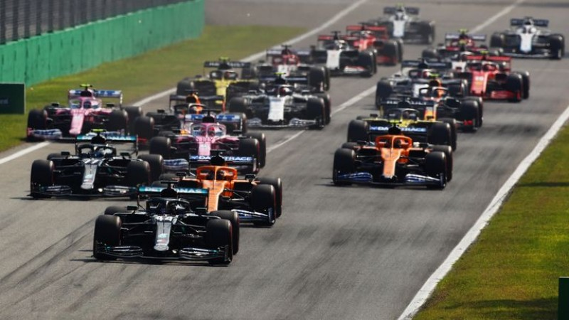 2021 Formula One calendar Vietnam dropped from the gamE ...