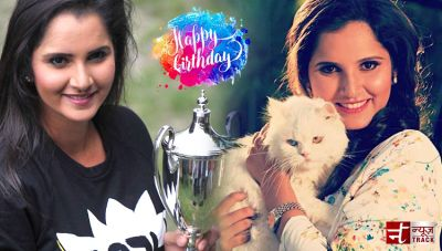 Sania Mirza turns 31 today, take a look at her career.