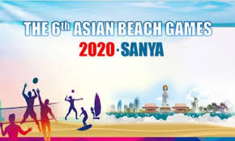 एशियाई बीच गेम्स 2020 में भाग लेने के लिए आगे आए 2 नए खिलाड़ी