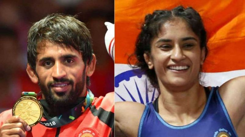 These Indian wrestlers to be honored with Padma Shri