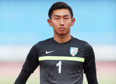 U-17 Indian Goalkeeper reveals the sacrifices made by him to reach to this level.