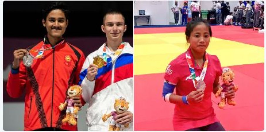 India after Day 1 at 2018 Youth Olympics win 2 Silvers, get first judo medallist Tababi Devi