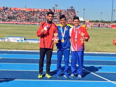 Youth Olympic Games 2018: Suraj Panwar wins silver in men's 5000m race walk