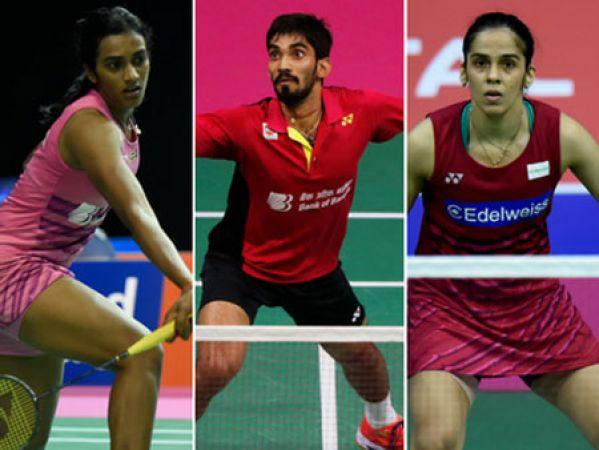 French Open 2018: Saina, Sindhu, Srikanth eye to win title