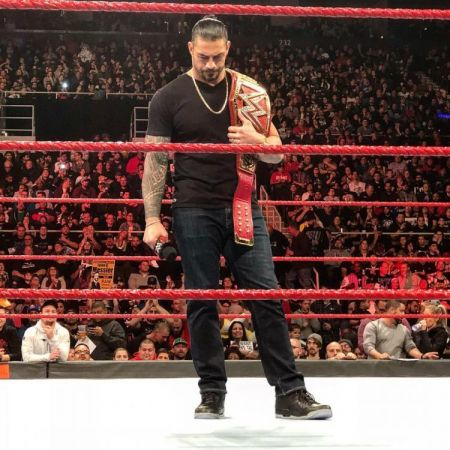WWE Superstar Roman Reigns diagnosis Leukemia ; gives up Universal Championship
