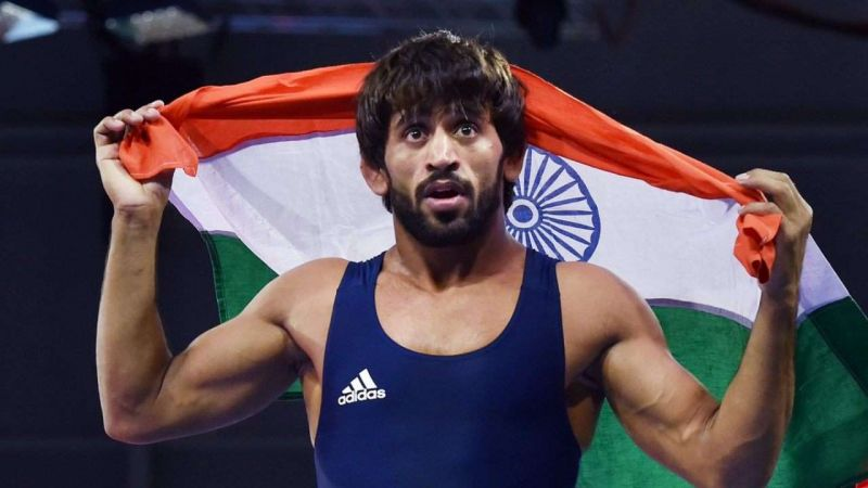 World Championship  2018: Bajrang Punia dedicates his silver medal  to victims of Amritsar Train accident