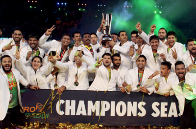 Patna Pirate won their third consecutive title of VIVO Pro Kabaddi 2017.
