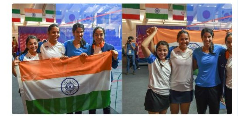 Asian Games 2018: India's women's squash team wins silver after losing to Hong Kong in the final