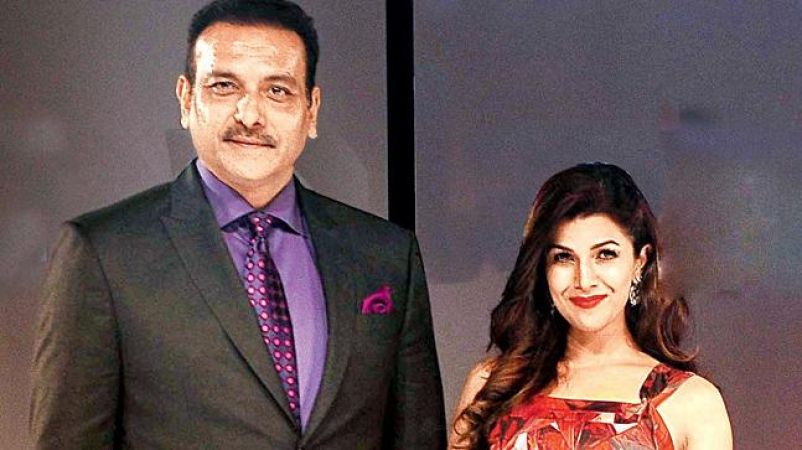 Ravi Shastri rubbishes affair buzz with  Airlift actress Nimrat Kaur, saying