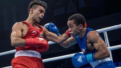 Gave my best at World Boxing Championships says Gaurav Bidhuri