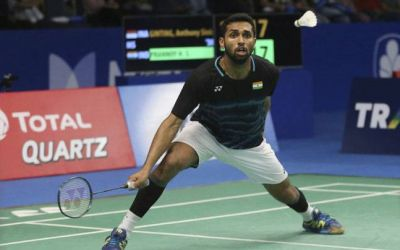 Prannoy out of Japan Open Superseries