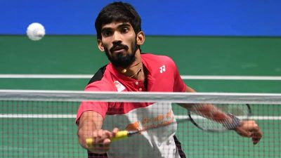 Srikanth crashed out of Japan Open SuperSeries