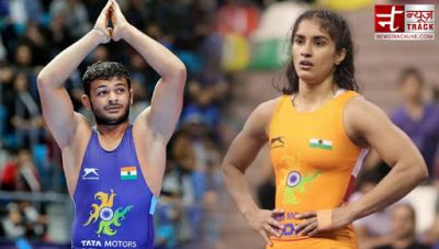 Deepak Punia becomes world No. 1, Vinesh Phogat also made a big jump