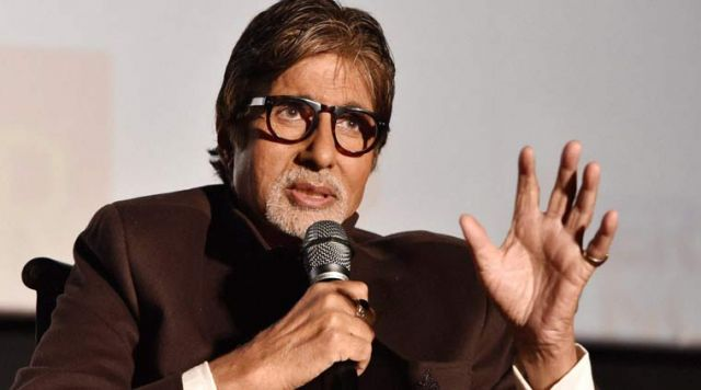 Sr.Bachchan positively come out on India's defeat