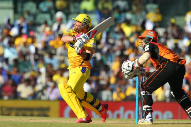 IPL-8: मैकलम के धमाकेदार शतक ने दिलाई चेन्नई को दूसरी जीत