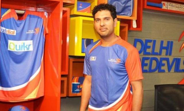 IPL-8: राजस्थान, दिल्ली में मुकबला आज, युवराज से होगी उम्मीदे
