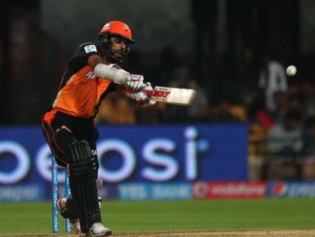 IPL-8 : धवन के आगे नहीं टिके रॉयल चैलेंजर्स, 8 विकेट से हारे