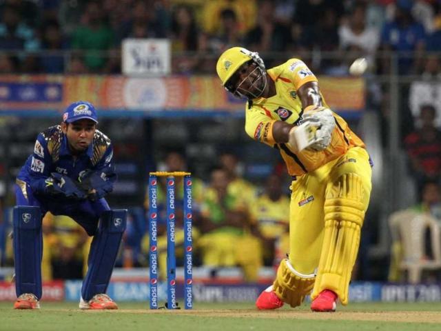 IPL-8 : सुपर किंग्स ने मुंबई को 6 विकेट से हराया