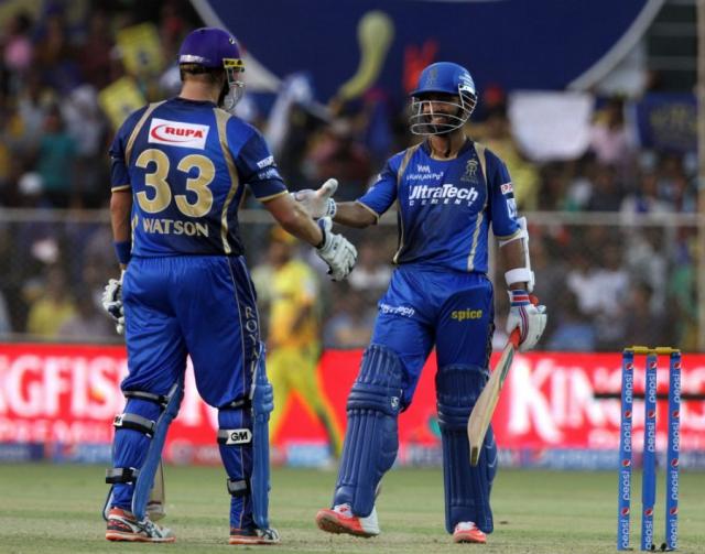 लगातार पांच जीत के साथ शीर्ष पर राजस्थान