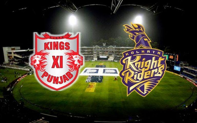 KKR won match to defeat Kings XI Punjab