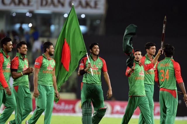 बांग्लादेश ने रचा इतिहास, पाकिस्तान से 3-0 से जीती सीरीज