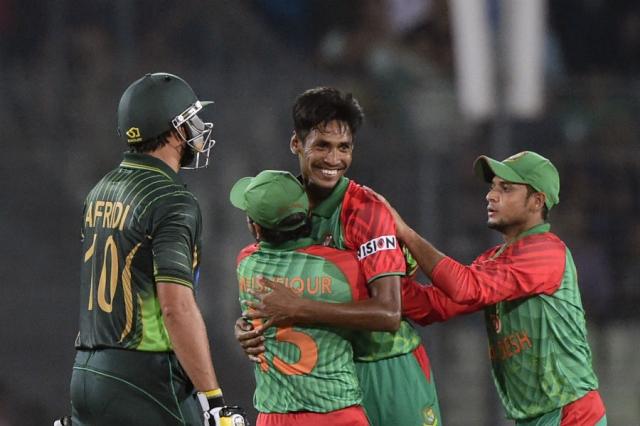 वनडे के बाद अब T-20 में भी बांग्लादेश से हारा पाकिस्तान