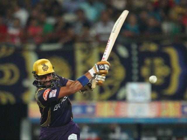 IPL-8 : उथप्पा, रसेल ने दिलाई नाइट राइडर्स को जीत