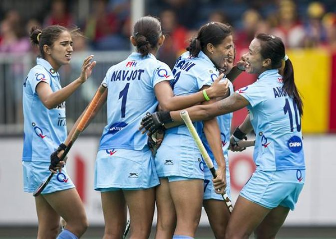 Rio Olympic;India women's hockey team gives tough competition to Japan