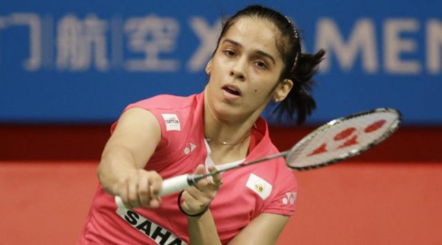 Saina Nehwal crashes out while Sania and Rohan failed to win give India its first medal