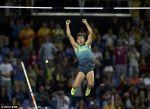Rio Olympic 2016:Thiago da Silva wins second gold medal for Brazil