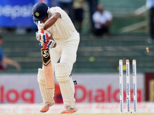भारत ने गवाएं 21 रन पर तीन विकेट, बनाई 132 रनों की बढ़त