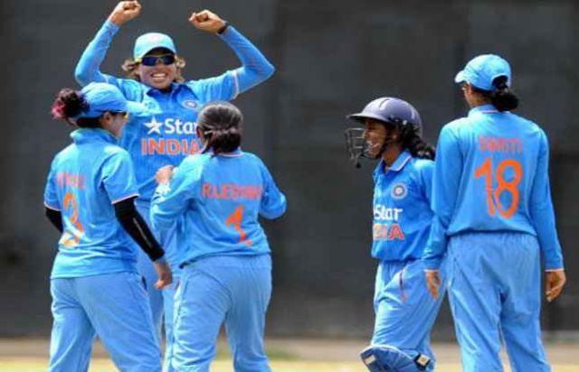 भारतीय महिला क्रिकेट टीम ने श्रीलंका को 107 रनों से दी मात