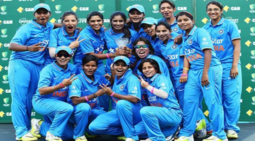 भारतीय महिला क्रिकेट टीम ने लंका का 3-0 से किया सफाया
