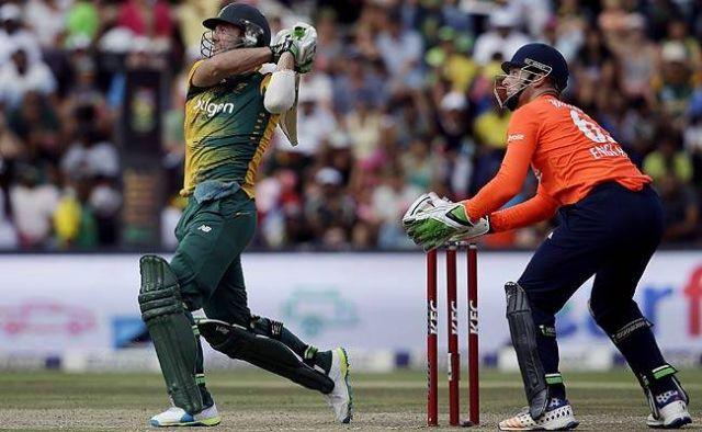 टी20: दक्षिण अफ्रीका ने इंग्लैंड को हराया