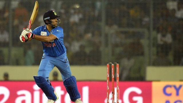 भारत ने बांग्लादेश को जीत के लिए 167 रनों का लक्ष्य दिया